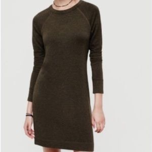 Lou & Gray Sweatshirt Dress